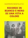 copertina RICORDI IN BIANCO E NERO DI...