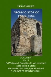 Origine di Rometta e della sua comparsa nella storia di Sicilia