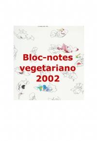 Bloc-notes vegetariano