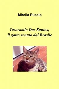 Tesoromio Dos Santos, il gatto venuto dal Brasile