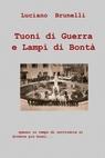 copertina TUONI DI GUERRA E LAMPI DI...