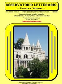 Osservatorio Letterario NN. 95/96