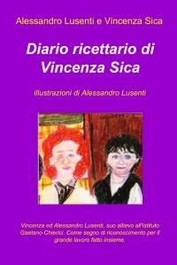 Diario ricettario di Vincenza Sica