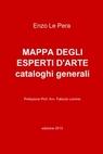 copertina MAPPA DEGLI ESPERTI D'ARTE c...