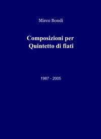 composizioni per quintetto fiati