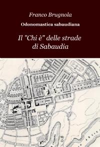 Odonomastica sabaudiana