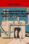 PANORAMA E ANTOLOGIA DELLA LETTERATURA ITALIANA...