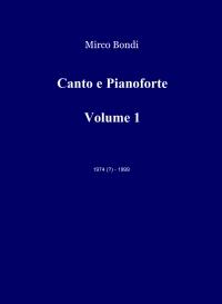 Canto e Pianoforte