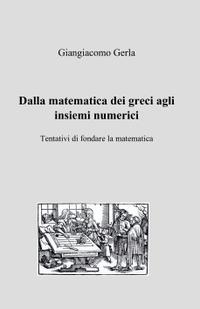 Dalla matematica dei greci agli insiemi numerici