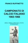 CAMPIONATO DI CALCIO ITALIANO 1965-1966