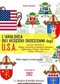 L'araldica dei vescovi diocesani degli U.S.A. – Volume II