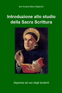 Introduzione allo studio della Sacra Scrittura