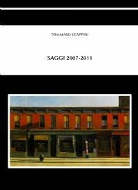 Saggi 2007-2011