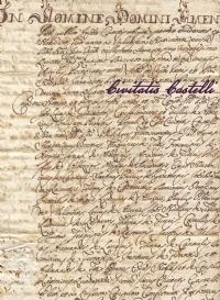 Civitatis Castelli