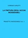 copertina LA FINITURA DEGLI ACCIAI INOSSIDABILI