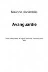 copertina di Avanguardie
