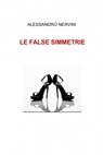 copertina LE FALSE SIMMETRIE