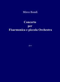 Concerto per Fisarmonica e Piccola orchestra