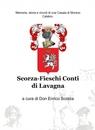 copertina Scorza-Fieschi Conti di Lavagna