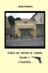copertina Storia del Mostro di Firenze
