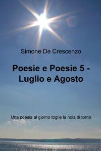 Poesie e Poesie 5 – Luglio e Agosto