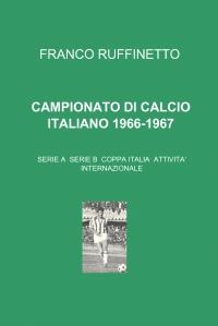 CAMPIONATO DI CALCIO ITALIANO 1966-1967
