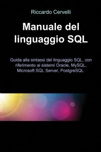 Manuale del linguaggio SQL