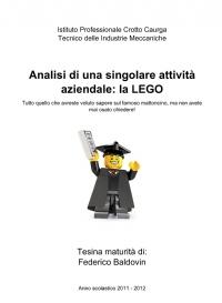 Analisi di una singolare attività aziendale: la LEGO
