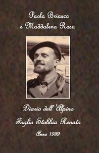 DIARIO DELL'ALPINO RENATO FOGLIO STOBBIA