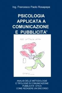 PSICOLOGIA APPLICATA ALLA COMUNICAZIONE E ALLA PUBBLICITA'