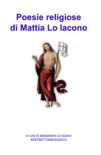 Poesie religiose di Mattia Lo Iacono