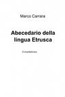 copertina di Abecedario della lingua Etrusca