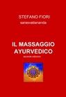 copertina di IL MASSAGGIO AYURVEDICO