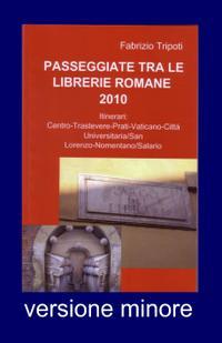 Passeggiate tra le librerie romane-versione minore