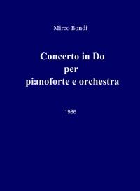Concerto per pianoforte e orchestra