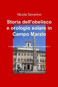Storia dell'obelisco e orologio solare in Campo Marzio
