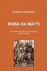 copertina ROBA DA MATTI