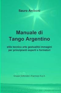 Manuale di Tango Argentino