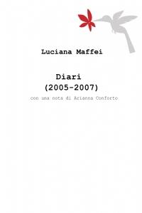 Diari (2005-2007)