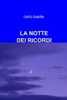 copertina LA NOTTE DEI RICORDI