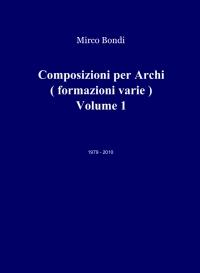Composizioni per Archi