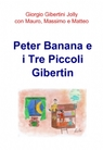 copertina Peter Banana e i Tre Piccoli...