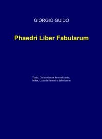 Phaedri Liber Fabularum