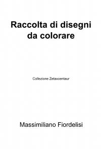 Raccolta di disegni da colorare