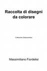 copertina Raccolta di disegni da colorare