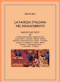 La Facezia Italiana nel Rinascimento