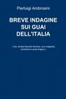BREVE INDAGINE SUI GUAI DELL'ITALIA