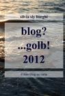 blog? …golb! 2012