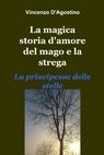 copertina di La magica storia d'amore d...