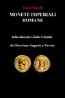 copertina MONETE IMPERIALI ROMANE